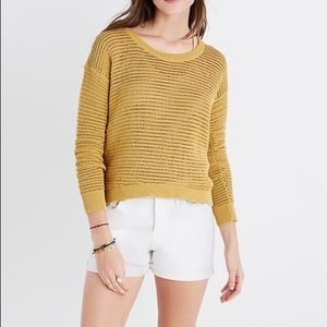 Madewell Northshore Pullover Sweater